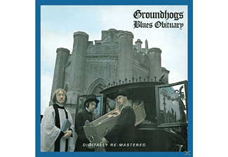 Groundhogs - Blues Obituary - (CD)