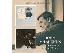 John McLaughlin - Electric Guitarist/Electric Dreams - (CD)