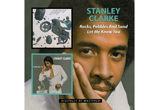 Stanley Clarke - Rocks Pebbles & Sand/Let Me Know You [CD]