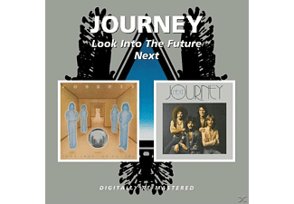 Journey - Look Into The Future / Next - (CD)