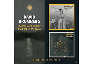 David Bromberg - Wanted Dead Or Alive/Midnight On The Water [CD]