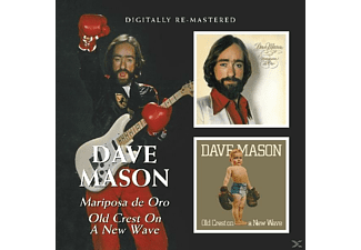 David Mason - Mariposa De Oro/ Old Crest On A New Wave [CD]
