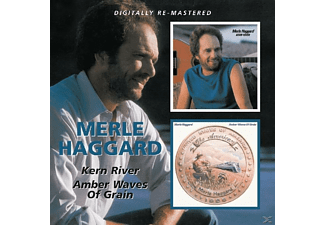 Merle Haggard - Amber Waves Of Grain/ Kern River - (CD)
