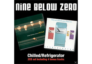 Nine Below Zero - Chilled/Refrigerator - (CD)