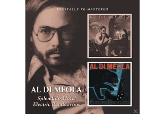 Al Di Meola - Splendido Hotel.Electric Rendezvous - (CD)