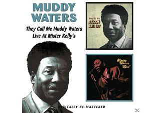 Muddy Waters - They Called Me Muddy Waters/ Live At Mister Kelly's - (CD)