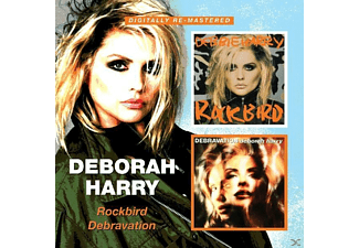 Deborah Harry - Rockbird - Debravation - (CD)