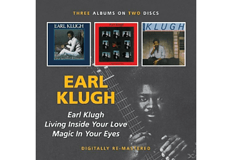 Earl Klugh - Earl Klugh/ Living Inside Your Love/ Magic In Your Eyes - (CD)