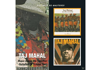 Taj Mahal - Music Keeps Me Together/Satisfied 'n Tickled Too - (CD)