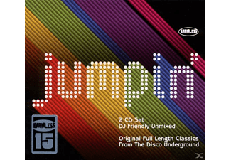 VARIOUS - Jumpin'- Original Full Length Classics From The Dis [Doppel- - (CD)