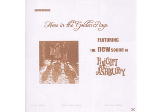 Haight Ashbury - Here In The Golden Rays [CD]