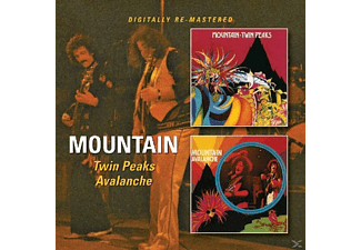 Mountain - Twin Peaks/Avalanche - (CD)