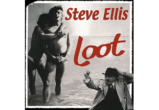 Steve Ellis - Loot - (CD)