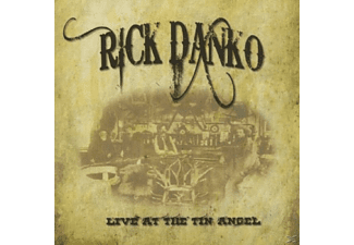 Rick Danko - Live At The Tin Angel 1999 - (CD)