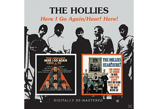 The Hollies - Here I Go Again/Hear! Here! - (CD)