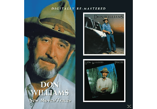 Don Williams - Traces/New Moves - (CD)