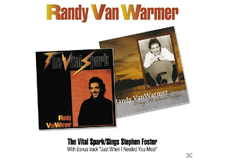 Randy Van Warmer - The Vital Spark / Sings Stephen Foster [CD]