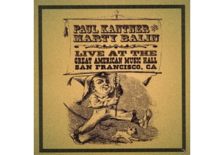 KANTNER,PAUL & BALIN,MARTY - Live At Great American Music Hall 2000 [CD]