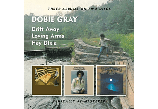 Dobie Gray - Drift Away - Loving Arms - Hey Dixie [Doppel-Cd] [CD]