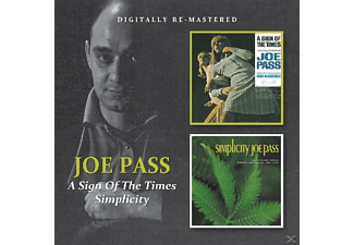 Joe Pass - A Sign Of The Times/Simplicity [CD]