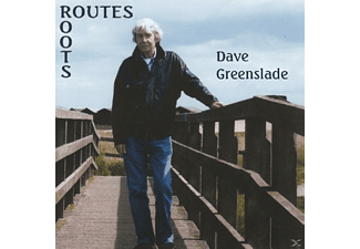 Dave Greenslade - Routes-Roots [CD]