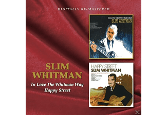 Slim Whitman - In Love With The Whitman - Happy Street [CD]