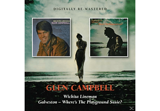 Glen Campbell - Wichita Lineman/Galveston - (CD)