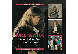 Juice Newton - Juice/Quiet Lies/Dirty Looks - (CD)