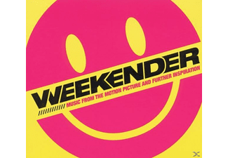 VARIOUS - Weekender - Soundtrack Gems & Further Inspiration [CD]