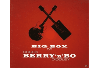 Diddley, Bo / Berry, Chuck - Big Box Of Berry N Bo - (CD)