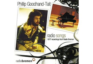 Phillip Goodhand-tait - Radio Songs-1977 Live At Radio Bremen - (CD)