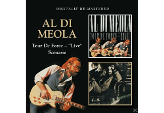 Al Di Meola - Tour De Force-Live/Scenario - (CD)
