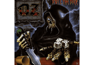 Oz - Roll The Dice - (CD)