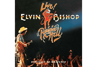 Elvin Bishop - Raisin' Hell - (CD)