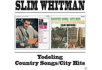 Slim Whitman - Yodeling/Country Songs/City Hits [CD]