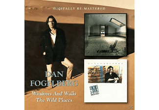 Dan Fogelberg - Windows & Walls/Wild Places [CD]