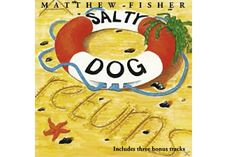 Matthew Fisher - A Salty Dog Returns - (CD)