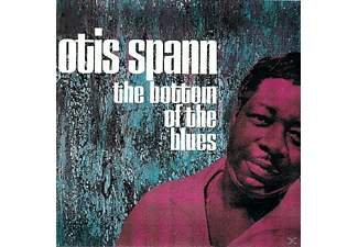 Otis Spann - Bottom Of The Blues - (CD)