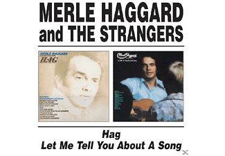 Merle & The Strangers Haggard - Hag/Let Me Tell You About A Song [CD]