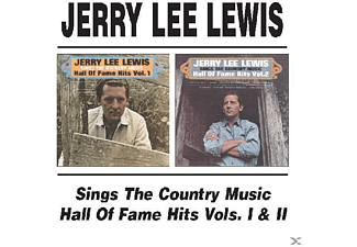 Jerry Lee Lewis - Sings The Country Music Hall Of Fame Vols 1 & 2 [CD]