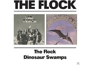 The Flock - The Flock & Dinosaur Swamp - (CD)