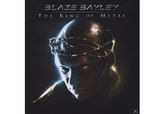 Blaze Bayley - The King Of Metal - (CD)