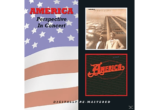 America - Perspective In Concert - (CD)