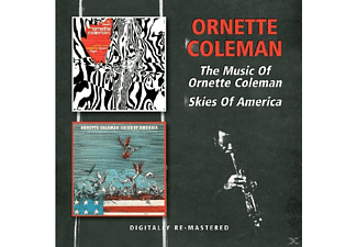 Ornette Coleman - The Music Of Ornette Coleman - Skies Of America [CD]