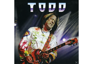 Todd Rundgren - Todd Live - (CD + DVD Video)