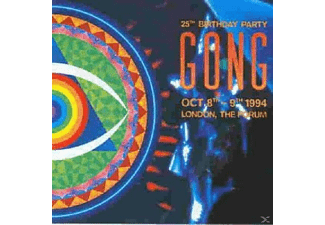 Gong - 25th Birthday Party, London 1994 - (CD)