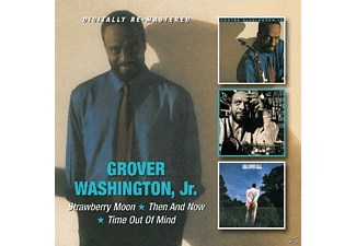 Grover Jr. Washington - Strawberry Moon/Then And Now/Time Out Of Mind - (CD)