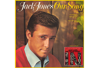 Jack Jones - Our Song - (CD)