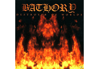 Bathory - Destroyer Of Worlds [CD]