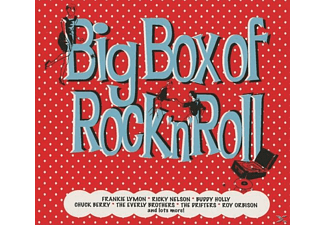 VARIOUS - Big Box Of Rock 'n' Roll - (CD)